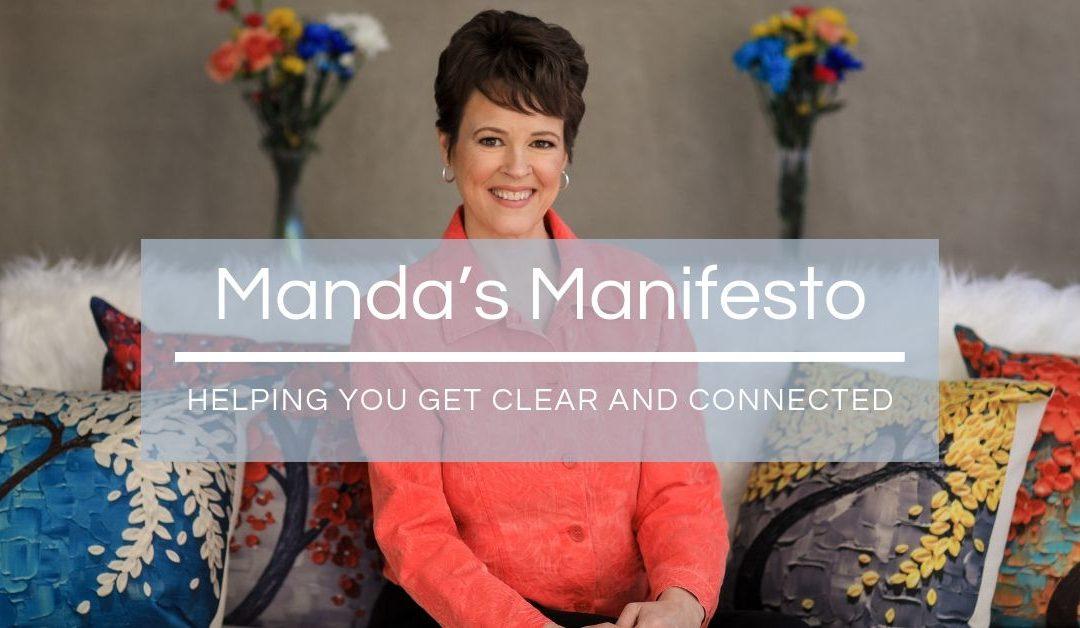 Manda's Manifesto
