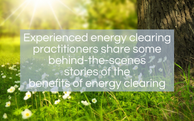 All about Energy Clearing with Manda Stack and her colleagues