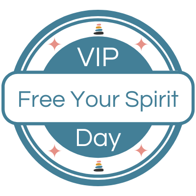 Free Your Spirit VIP Day with Manda Stack